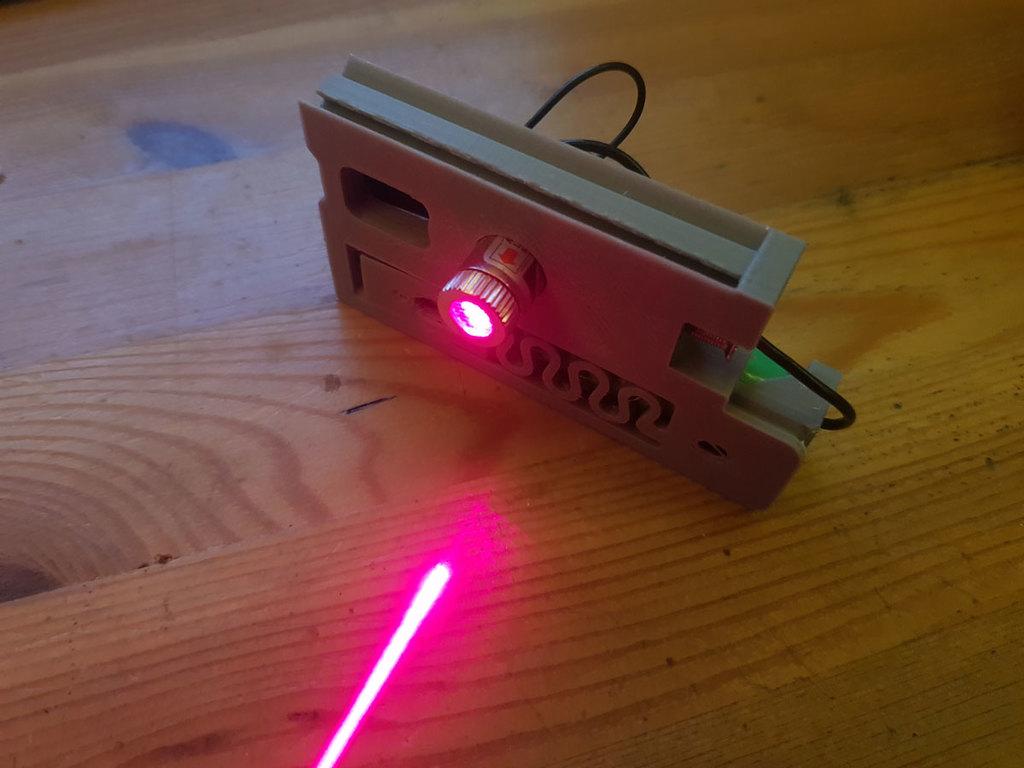 MPCNC Laser alignment
