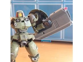 Missile weapon for 30MM and 1/144 Gunpla kits. [30MM][Gunpla]