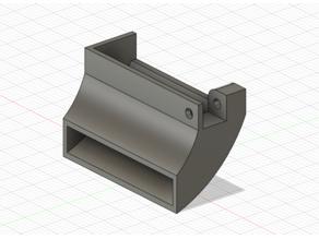 FLSUN G print cooler air deflector V1
