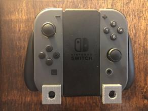 Nintendo switch joycon wall mount