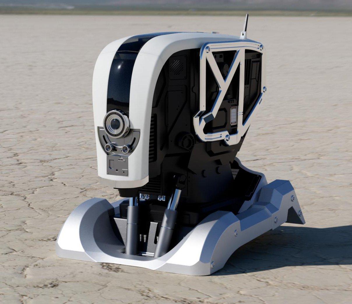Carlz i am mother Version 2.0 Robot