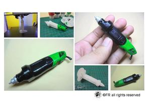 Mini Electrical Grinding Machine / 迷你電動研磨機