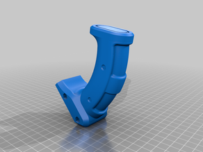 Curved Verticle Foregrip