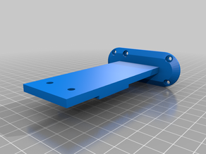 BTT Smart Filament Sensor Mounting Bracket