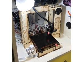 Mostly Cut 3D Printer