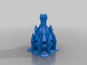 round castle - warmaster terrain