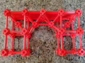 Cuboctahedron Truss Construction Set