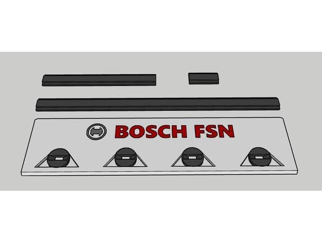 Bosch Führungsschienen Adapter Bosch Fsn Vel Adapter By Tobinusse Thingiverse