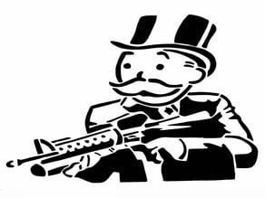 Monopoly stencil 2
