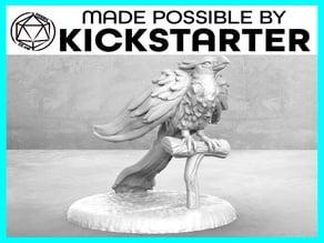 Phoenix - Action Pose - Tabletop Miniature
