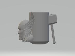 mug thor coffe