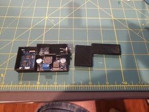Wemos D1 Mini WLED 12V case