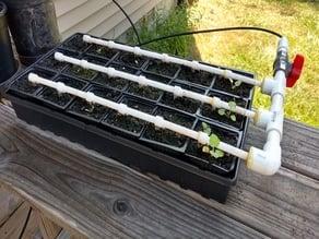 Modular Drip Irrigation System