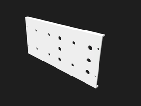 YuSynth - Frontpanel - ARP 4072 Filter