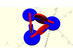 Moebius Kaleidocycle - Disc