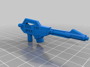 Transformers Blurr's blaster.