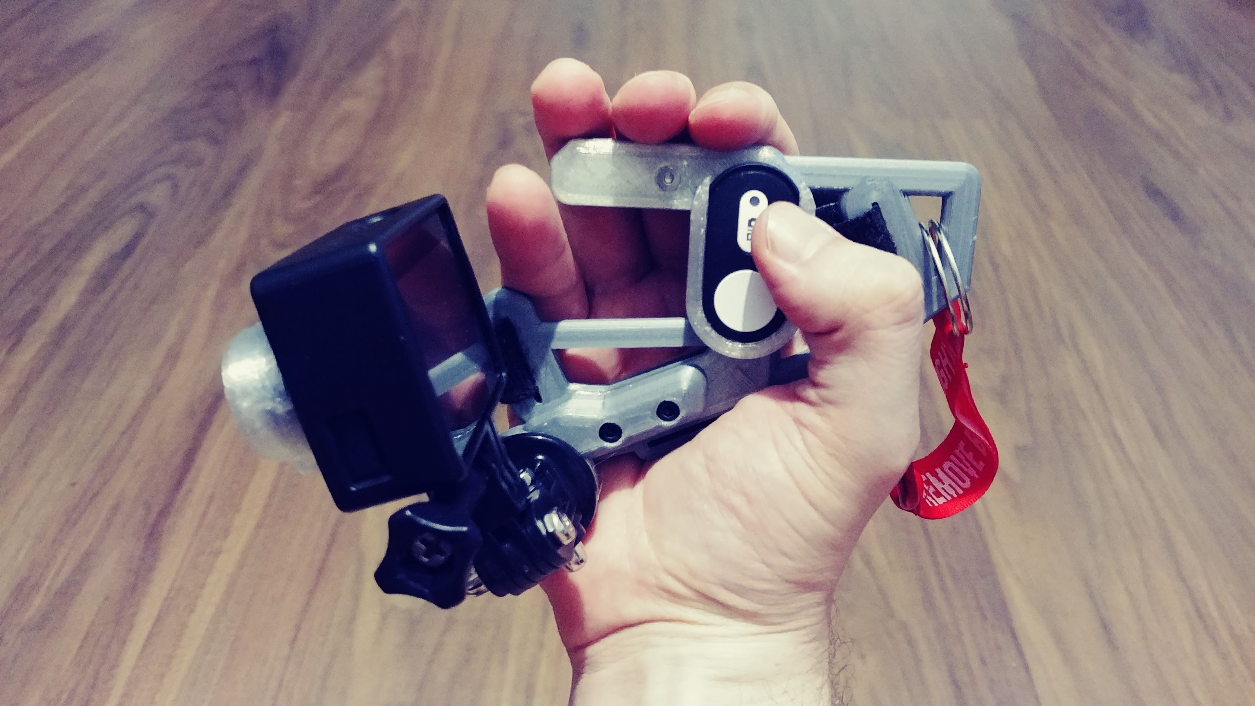 Handy Pro (Action cam to Camcorder)