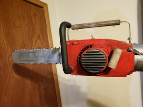 Ash Williams Chainsaw Hand (Evil Dead II & Army Of Darkness)