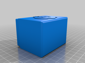 Izzet Deck Box