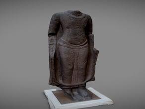 Buddha standing, Gupta style