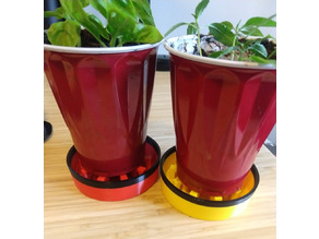 Solo Cup Seedling Planter Drip Tray