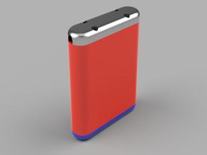 Slim 4x 18650 Case / Pack for DJI FPV Goggle