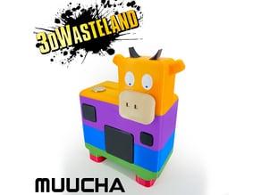 Muucha Cow piggy bank