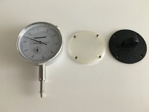 Rear cover for Silverline dial indicator