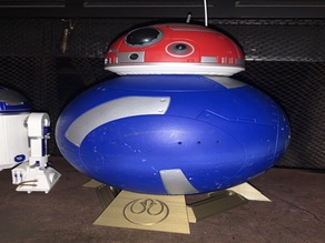 Stand for BB Droid from Galaxy's Edge