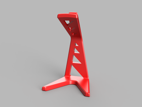 Flat-back Headphone Stand