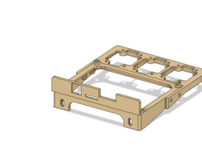 SKR v1.3/1.4 + TL Smoothers mounting