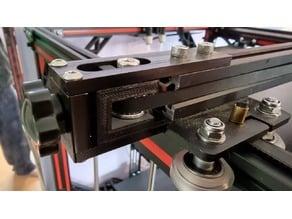 Tensioner Insert for 10mm Wide Gates Idler - Updated