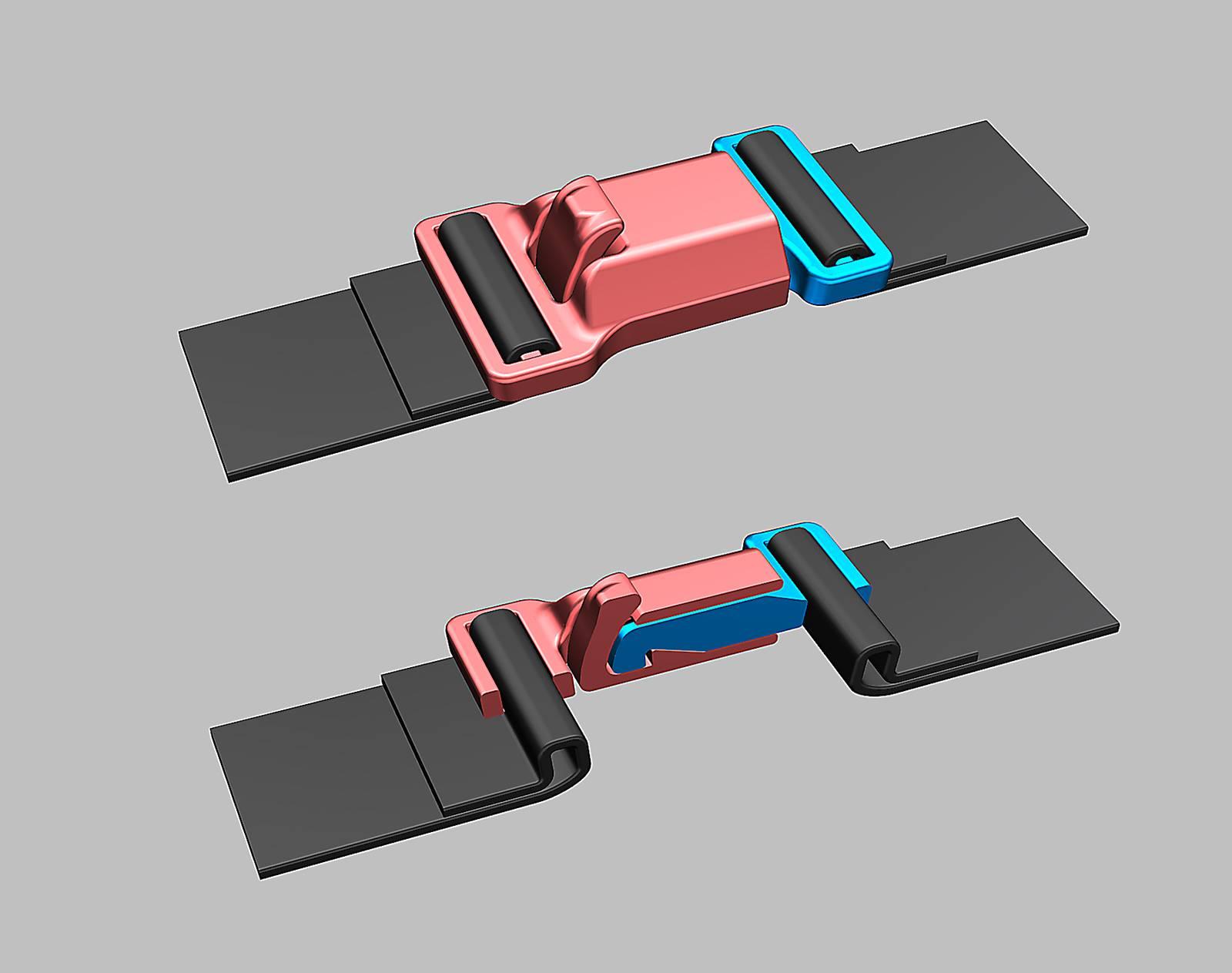 Buckle for 30mm webbing /strap