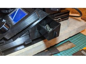 Spatula drawer for Ender 3 Tool Holder - 2.0!