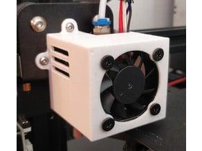 Ender 3 Pro Fan Shroud for 40x40x20 fan