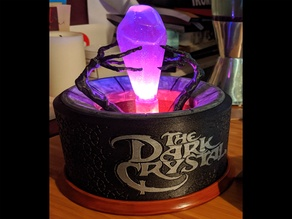 The Dark Crystal lamp