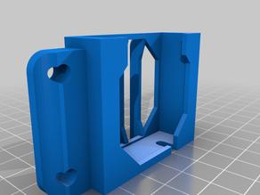 eBox Noctua fan mount (rubber isolated)