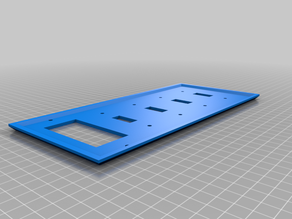 Wall Plate For Scott