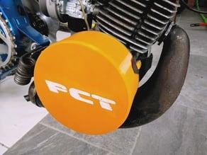 MBK Cache de volant magnétique pour allumage à rupteur / Magnetic flywheel cover