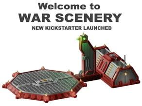 Sci-Fi Gothic Sanctuary