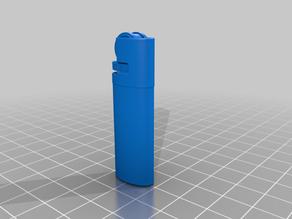 Lighter File STL