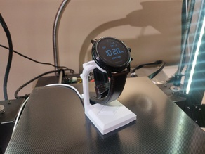 Fossil Gen 5 watch stand