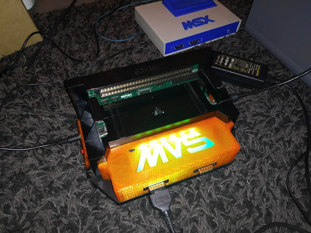 MVS MV1B consolisation