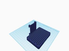 skadis support for hexagonal bit holder