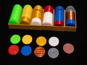 Poker chips for 1830