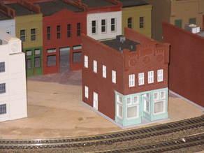 HO Scale Main Street One