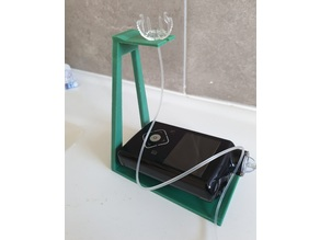 Insulin pump stand