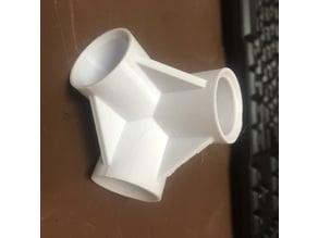PVC 3 Angle