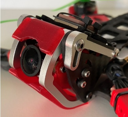 Armattan Chameleon FPV camera protection