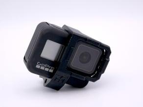 AK47 GoPro Hero8 brace with TBS Jello Guard ND Filter